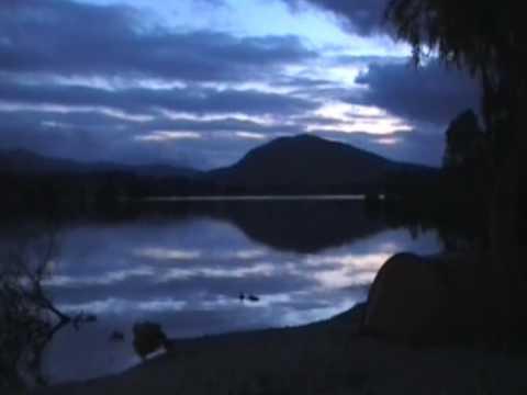 Loch Rannoch Secret Beach