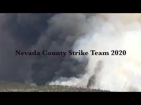 Nevada County Strike Team 2020
