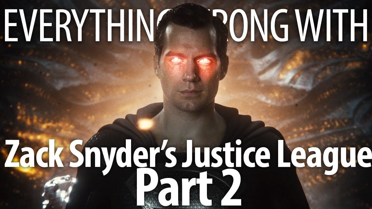 Download Everything Wrong With Zack Snyder's Justice League Part 2 In 21 Minutes Or Less