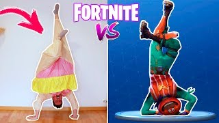 REAL LIFE FORTNITE BAILES **SUMO CONFIED**