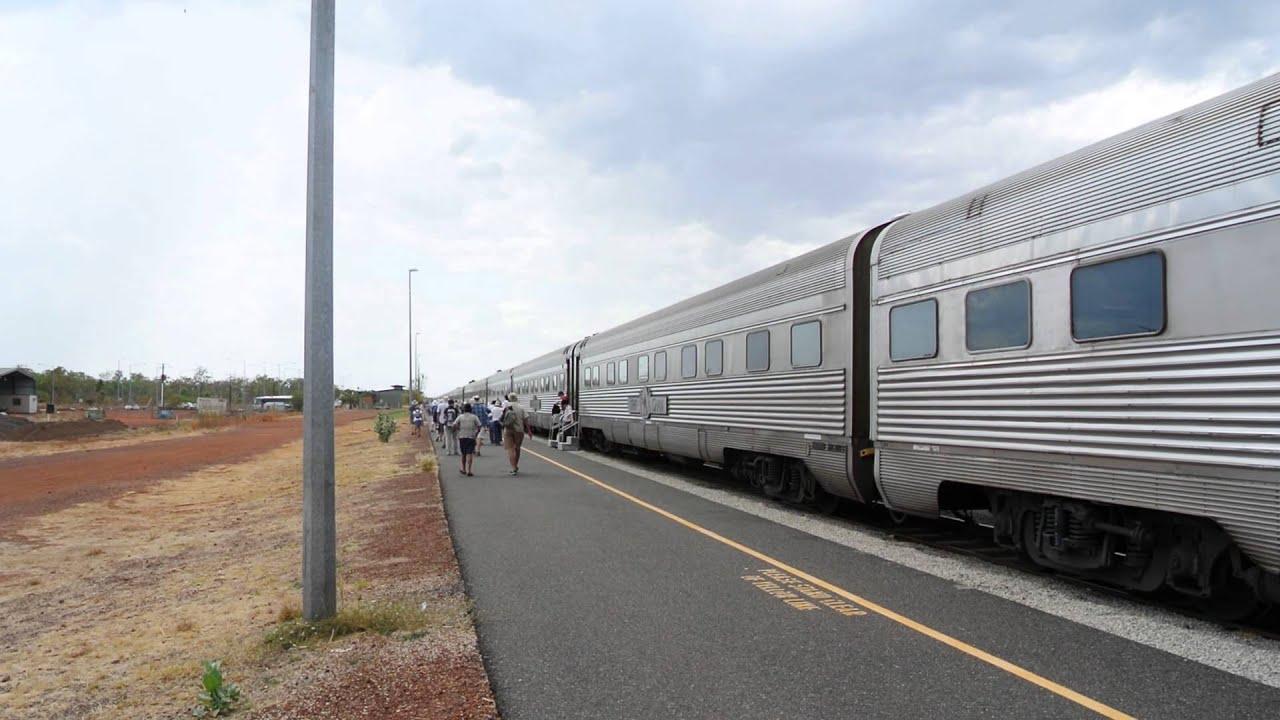 オーストラリア大陸縦断鉄道 - Y...