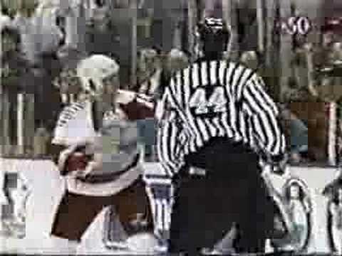 Shanahan Fight Video