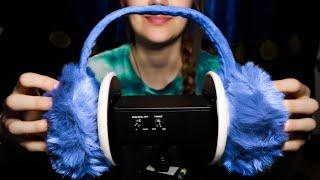 ASMR Intense Brain Massaging | Fluffy Ears