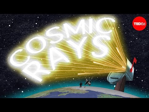 Video image: How cosmic rays help us understand the universe - Veronica Bindi