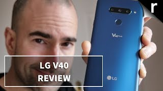LG V40 ThinQ Review | More than just a crazy camera