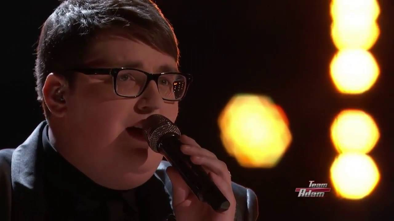94fdc8424159fb The Voice 2015 Finale - Jordan Smith - Mary Did You Know - YouTube
