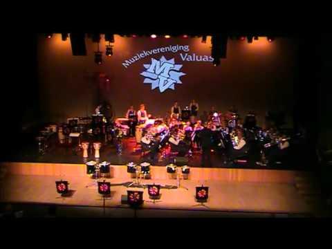 Muziekvereniging Valuas - Concertino 2015 deel 2 - Vliegveld, Westeros en Europa