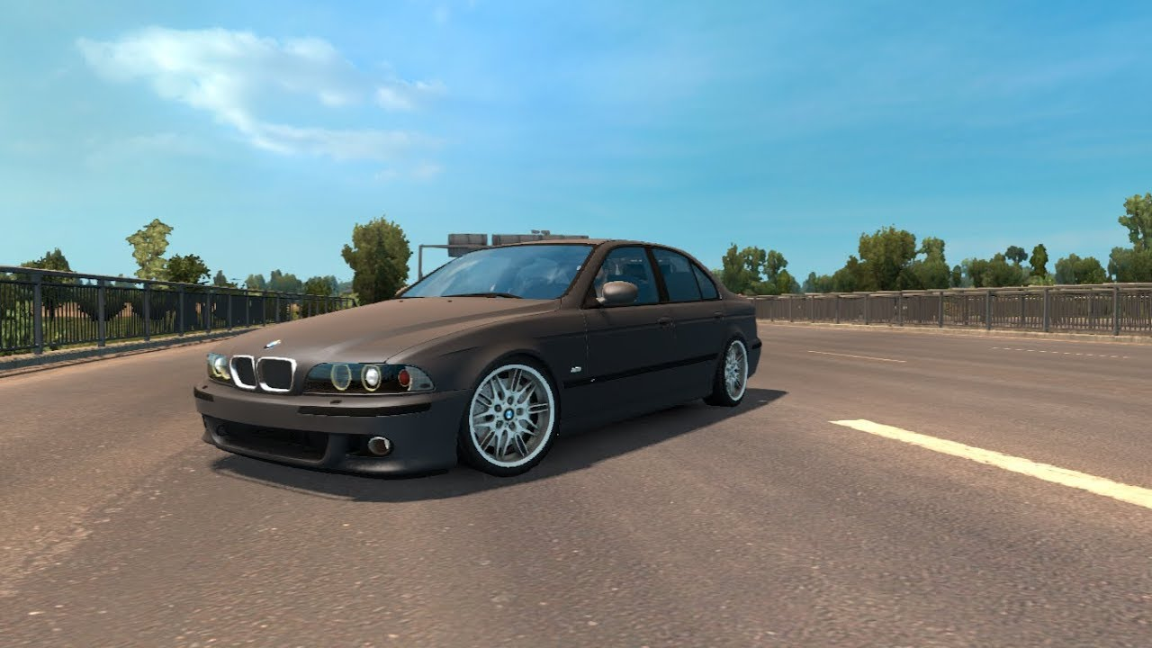 Euro Truck Simulator 2 Mods Bmw M5 E39 By Buraktuna24 Update