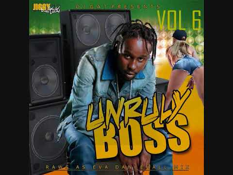 POPCAAN  UNRULY BOSS DANCEHALL MIX VOL 6 {PART 2] DJ GAT [RAW VERSION] AUGUST 2018 1876899 - 5643