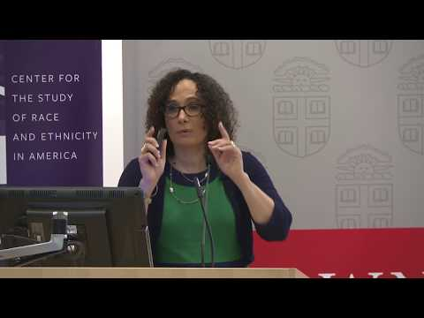 """Commencement Forum: Tricia Rose '93 PhD, """"How Structural Racism Works"""""""