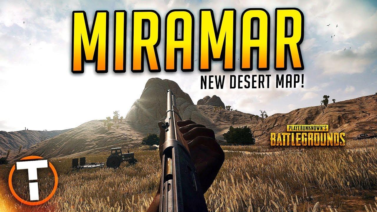 Playerunknown S Battlegrounds Desert Map: PLAYERUNKNOWN'S BATTLEGROUNDS (NEW