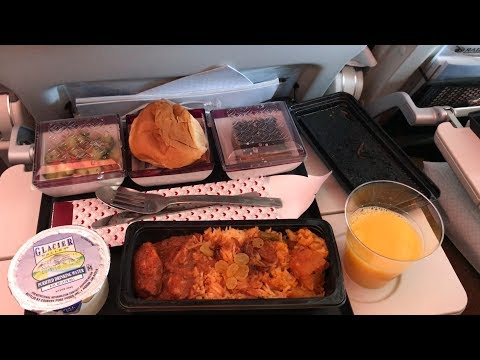 TRIP REPORT | Qatar Airways a350 | Economy Class | New York JFK - Doha