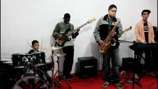 Caique Batera - Prodígio na bateria - LORD OF MUSIC