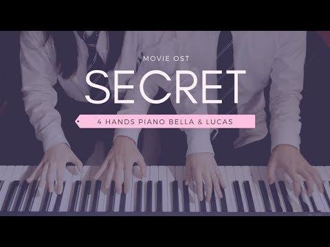 🎵 말할 수 없는 비밀 OST (feat. 피아노 배틀) | 4hands piano