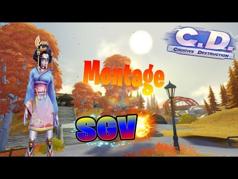 Montage Clan SGV Creative Destruction🔥