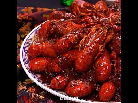 [Cookat Hong Kong] 麻辣小龍蝦 Chinese Style Spicy Crawfish