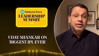 'Biggest IPL ever' amid Covid: Uday Shankar explains success #HTLS2020