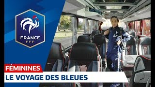 France Brésil Féminine : De Clairefontaine à Nice avec Sarah Bouhaddi I FFF 2018