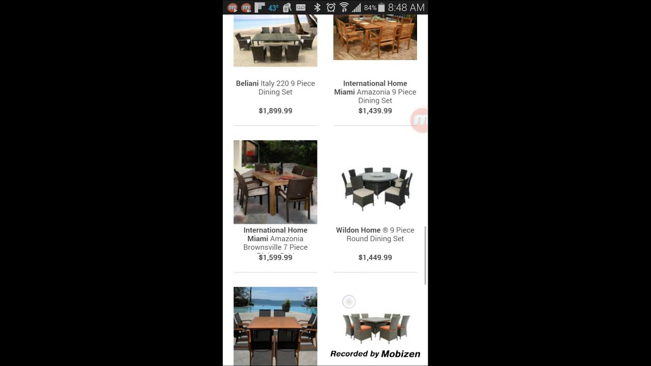 Superb Wayfair.com Mobile Site Review