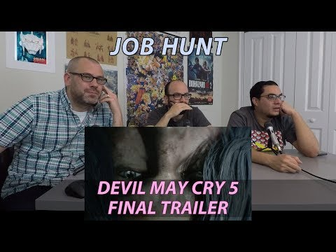 Reaction: Devil May Cry 5 Final Trailer thumbnail