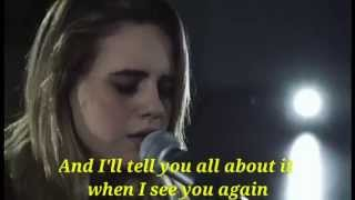 Baixar - See You Again Wiz Khalifa Feat Charlie Puth Boyce Avenue Feat Bea Miller Lyrics Video Grátis