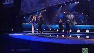Marta Roure - Jugarem a Estimar-nos - Eurovision 2004