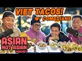 VIET TACOS & RAMEN W/ Asian Comedians! (Top NYC Podcast!)