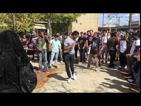 PIX NCC CAMPUS TAKEOVER VIDEOS DANCE OFF 1