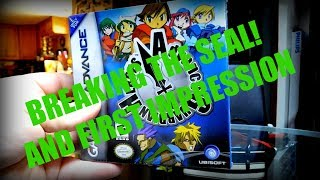 GBA Unboxing: Advance Guardians Heroes!