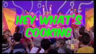 Hey What's Cooking - Hi-5 - Season 8 Song of the Week