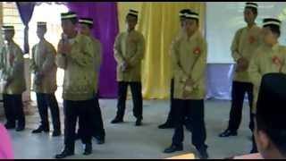 JOHAN NASYID MASSAK ZON 8 2012 SMU(A) DARUL ULUM (SABK), JEDOK