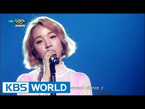 Baek A Yeon - SO-SO | 백아연 - 쏘쏘 [Music Bank / 2016.06.03]