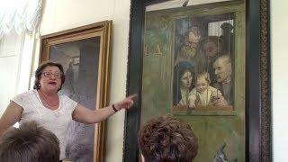 видео Мемориальный музей Н.И. Белобородова