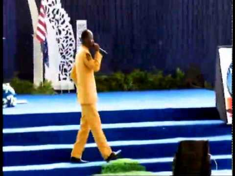 #Apostle Johnson Suleman(Prof) #Thy Kingdom, And Thy Power And Thy Glory #1of2