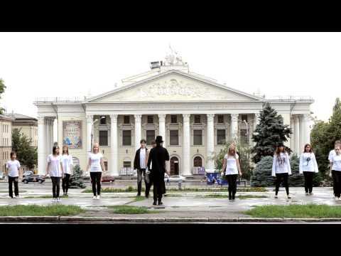 Танцевальный флешмоб памяти Майкла Джексона