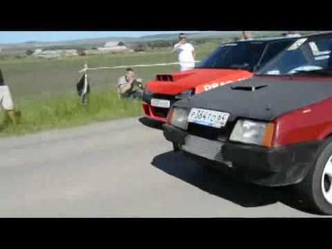 Дрифт. Убить автомобиль Ваз 2107 за 1 мин. Drift. Kill VAZ 2107 for 1 min.