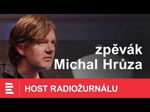 Na Ostravu jsem nezanevřel, říká zpěvák a skladatel Michal Hrůza