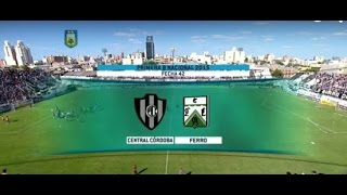 Central Cordoba vs Ferro full match