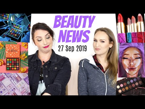 BEAUTY NEWS - 27 September 2019 | Halloween is cancelled because Christmas is already here