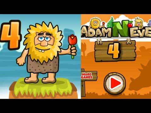 Adam N Eve 4 ( By Functu ) Android Gameplay Full Walkthrough HD