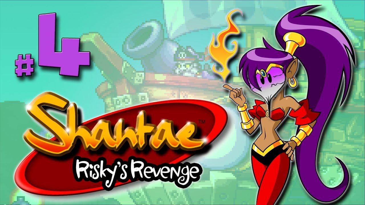 Shantae: Riskys Revenge (Cutscenes) (03) FINAL - YouTube