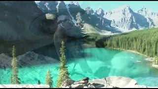 Blue Canadian Rockies  (cover) by Hank Rivers
