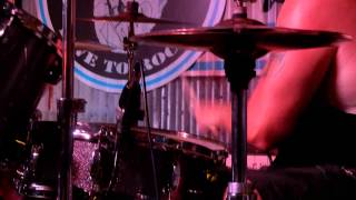 """Gasoline Liscate Kenny Earl """"Rhino"""" Edwards the ex-drummer for Manowar The Triumph of Steel (1992)"""