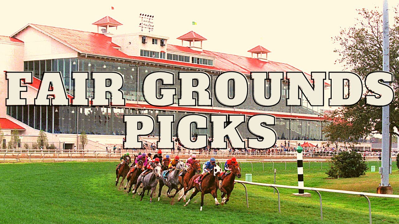 FAIR GROUNDS | HANDICAPPING THE LATE PICK 5 | FREE PICKS