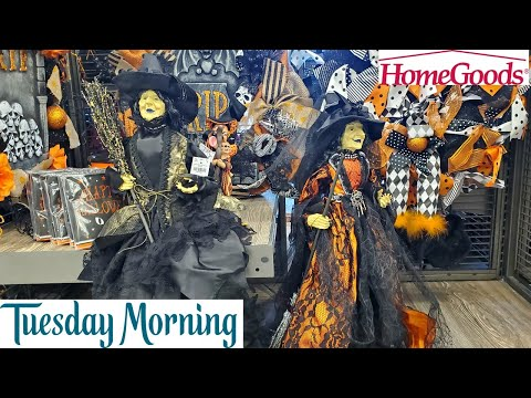Tuesday Morning Halloween 2020 HALLOWEEN DEOCR HUNTING HOMEGOODS, MARSHALLS, ROSS, TUESDAY