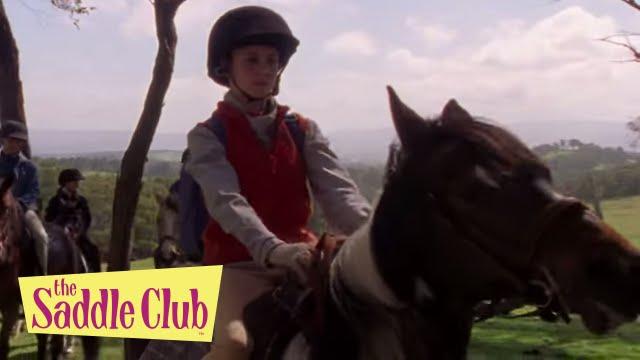 The Saddle Club's Lisa Atwood, aka Lara Jean Marshall
