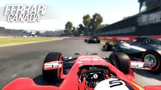 F1 2016 - LEGEND AI | AMD HD 7770 Ultra Settings [1080p HD]
