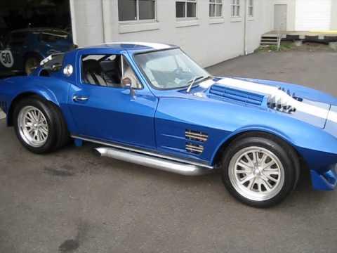 Mongoose Motorsports 1963 Corvette Grand Sport 572/640hp