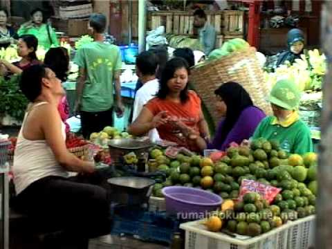 Pasar Gedhe Indonesia  / Famous Market in Central Java