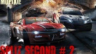 Online Car Racing Games SPLIT SECOND RED SHIFT CAR